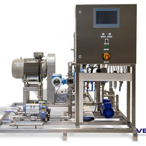 ASA Anlage / ASA Emulsifying Machines